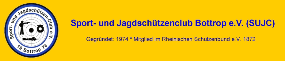 Sport- und Jagdschützenclub Bottrop e.V. (SUJC)